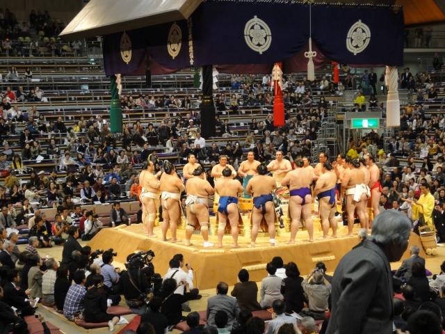 大相撲と親孝行とお寺の歴史