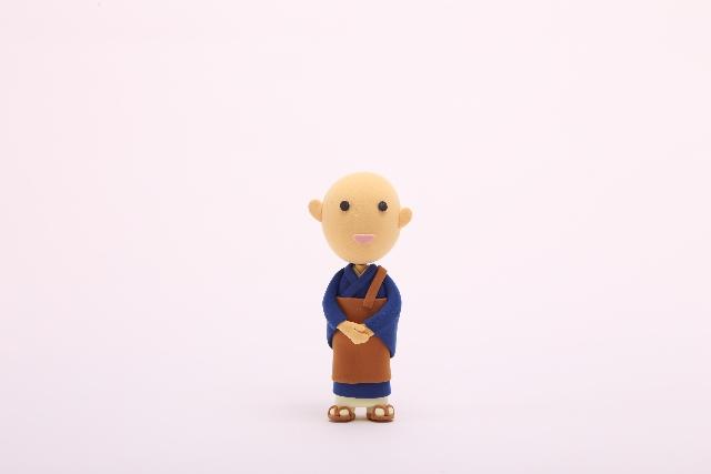 お坊さん人形