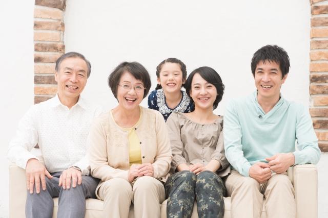 家族だけで葬儀をする場合の『家族』の範囲を考えてみる