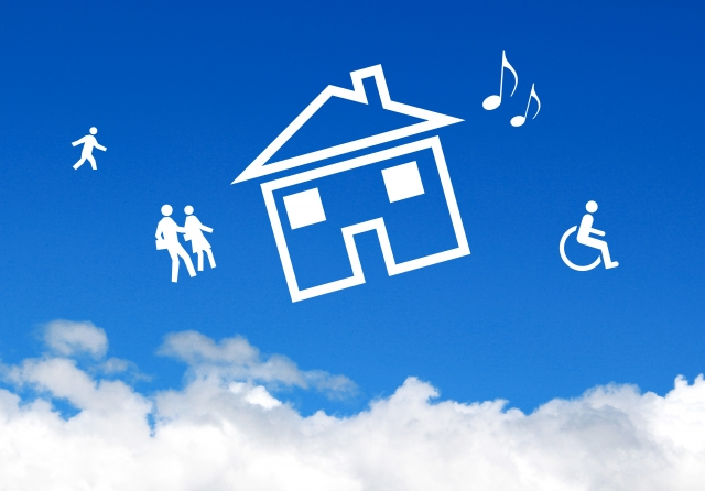 空き家は増えているのに、65歳以上になると部屋を借りづらくなるというお話し