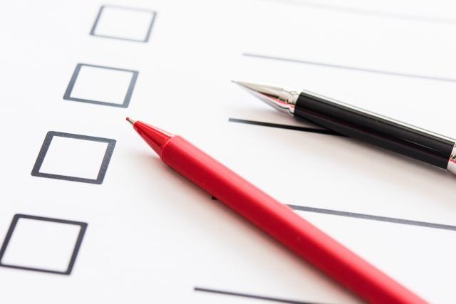 もしもの時に声をかけて欲しい、お葬式に参列して欲しいリスト作ってますか?